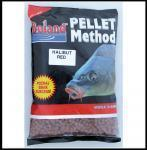 PELETY HALIBUT RED 4,5mm 0,7 kg